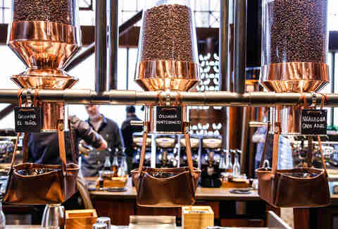 starbucks coffee roastery seattle