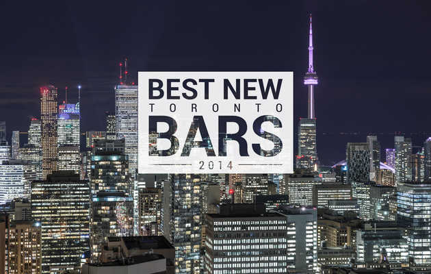 Toronto's 12 best new bars of the year