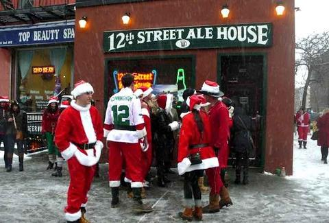 Santacon gets a lawyer