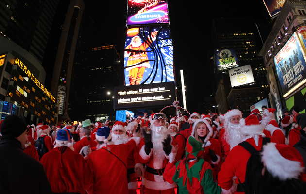 Why I love something you hate: SantaCon