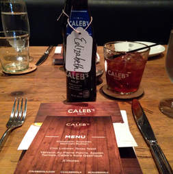 Caleb's Kola at Marc Forgione