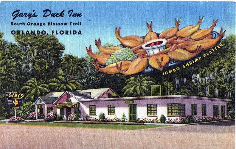 Gary's Duck Inn