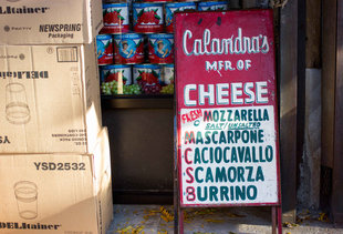 Calandra's Cheese