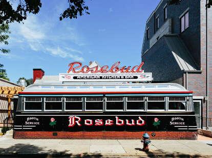 rosebud cafe