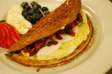 egg waffel