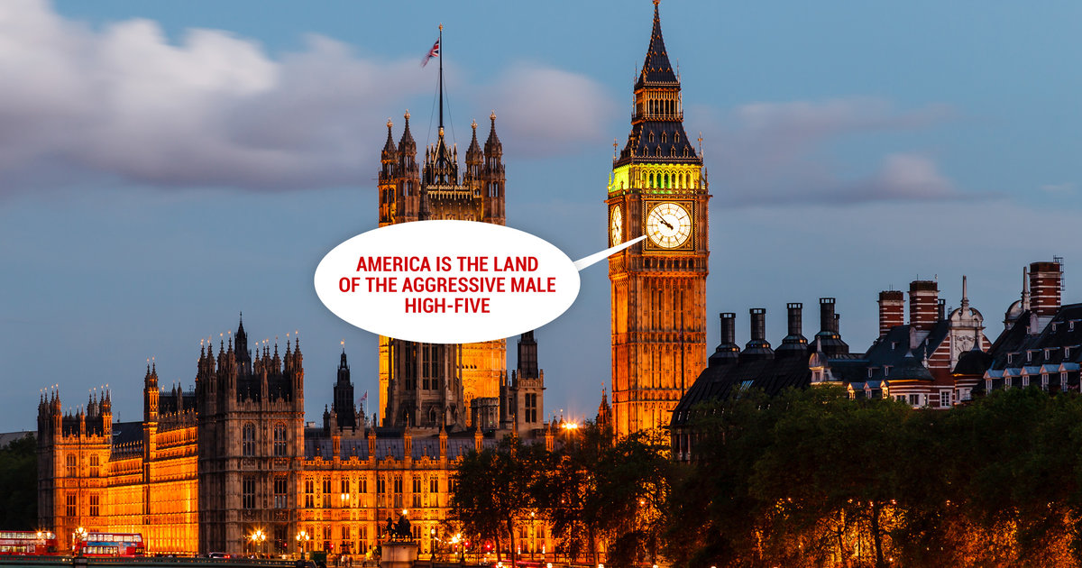 What do British people really think of the US? - Thrillist