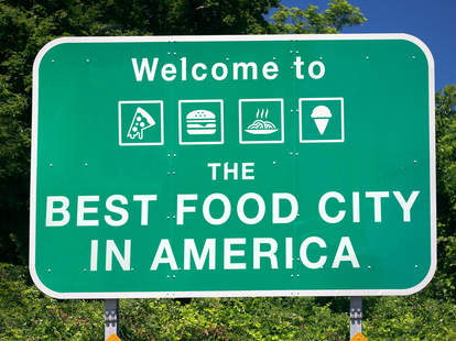 best food city in america