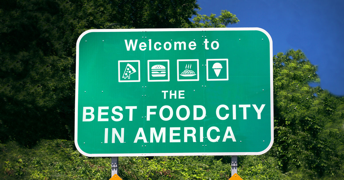 The 40 Biggest US Cities, Ranked by Their Food