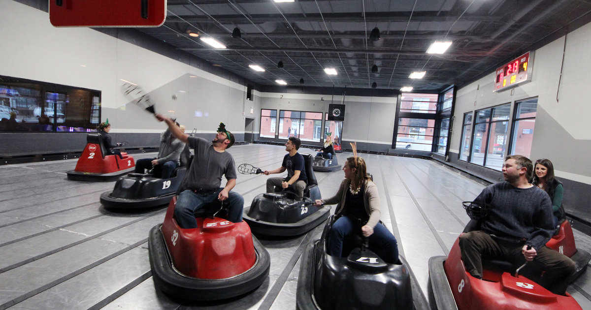 Whirlyball Chicago Thrillist
