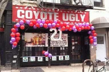Original Coyote Ugly New York