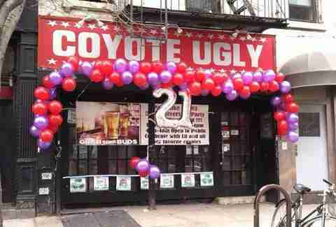 Original Coyote Ugly New York