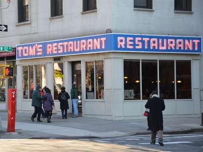 Tom's Restaurant NYC