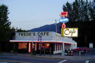 Double R Diner North Bend WA