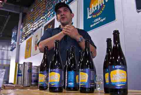 Grapevine Craft Brewery Rate Beer