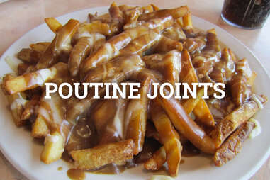 poutine joints montreal