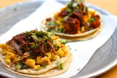 Breakfast tacos nyc
