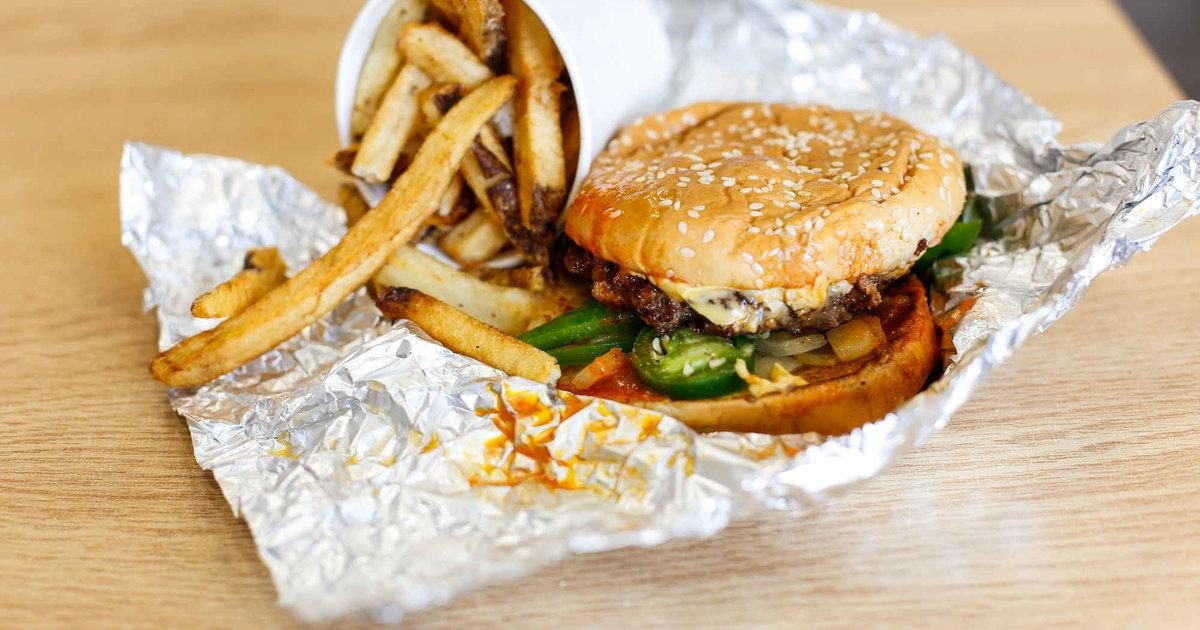 Honolulu Fast Food Chains