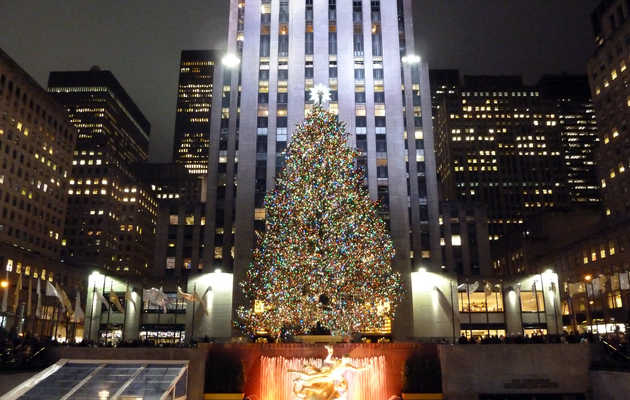 18 things you didn't know about the Rockefeller Center Christmas Tree