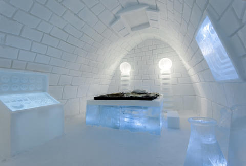 The 8 Best Ice Hotels In The World Thrillist