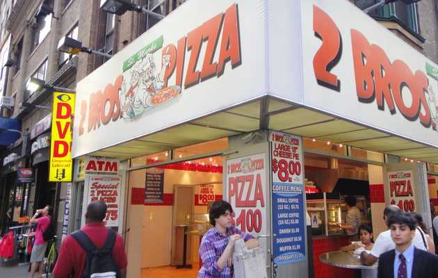 Say goodbye to the cheapest pizza in New York