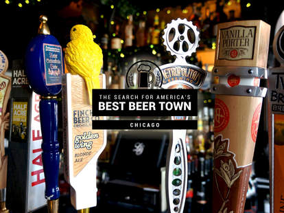Chicago Beer Taps