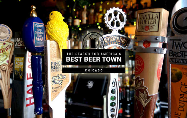 Why Chicago is America's best beer town