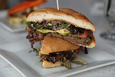 Scofflaw sandwich
