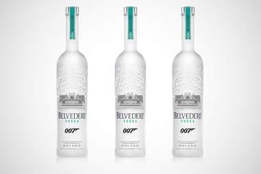Belvedere Bond vodka
