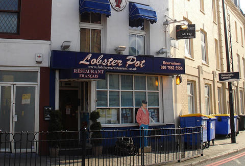 The Lobster Pot LON