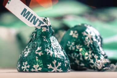mint hershey's