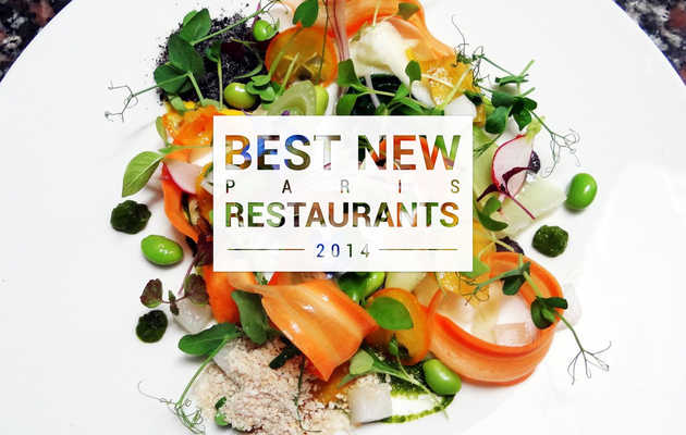 Paris' 10 best new restaurants of 2014