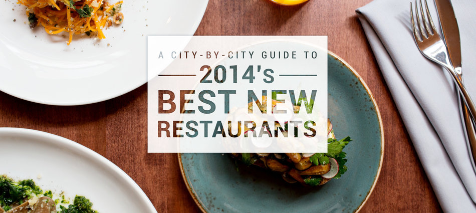 The best restaurants that opened this year in 29 different cities