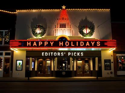 editors' picks holiday movie theater