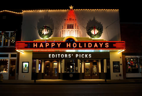 editors' picks holiday movie theater