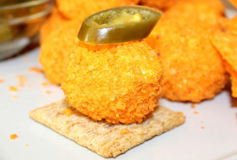doritos cheese ball bites