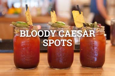 Best Bloody Caesars Toronto
