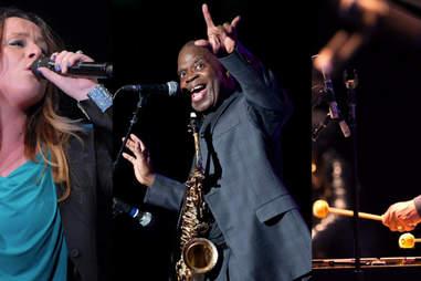 Lional Hampton Jazz Festival