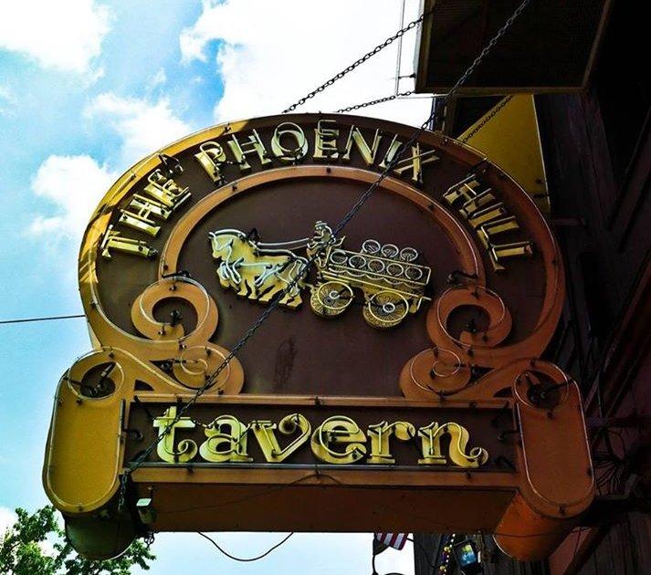 The Phoenix Hill Tavern: A Louisville, KY Bar