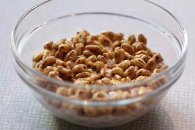 Sugar Puffs cereal