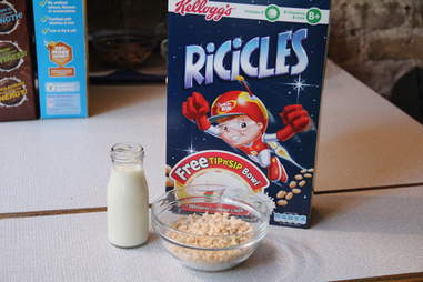 Ricicles cereal