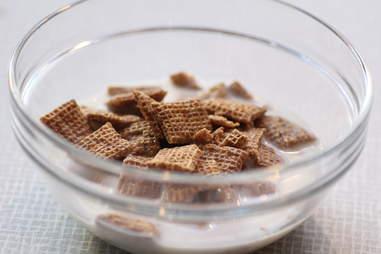 Shreddies cereal