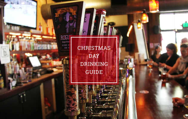 15 PDX bars open on Christmas Day