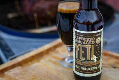 espresso oak aged yeti great divide