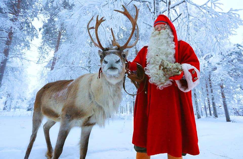 Santa Claus Reindeer Ranking Thrillist