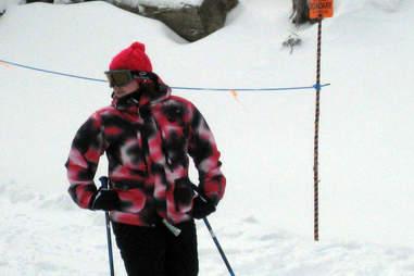 Ugly ski clothes
