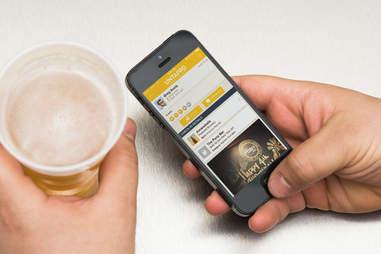 beer app and beer