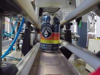rhinegeist brewery beer can