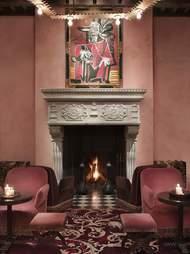 Rose Bar at Gramercy Park Hotel