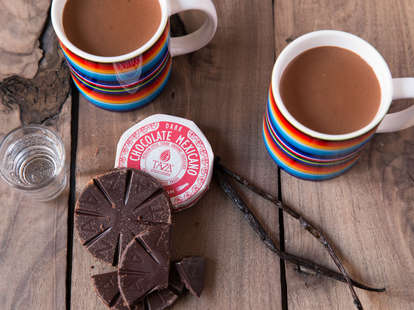 Mexican Hot Chocolate — Thrillist Recipes