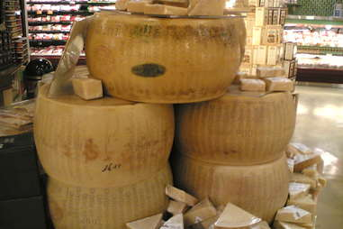 supermarket cheese